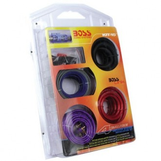 BOSS AUDIO KIT10