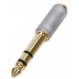 Adaptér s 6,33 mm a 3,5 mm konektormi