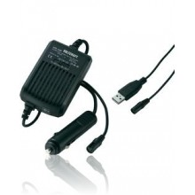 Menič napätia pre notebooky do auta s USB